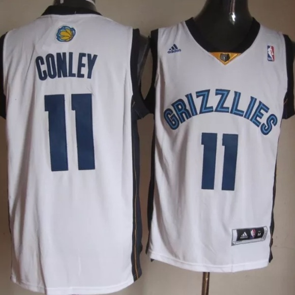 8d02db1aa73 adidas Other - Men s Adidas Memphis Grizzlies Mike Conley Jersey
